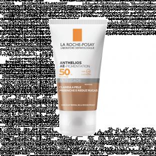 Protetor Solar Facial Anthelios AE-Pigmentation FPS 50 Cor Morena - La Roche-Posay 40g