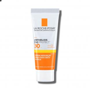 Protetor Solar Facial Anthelios XL Protect FPS 30 Sem Cor - La Roche-Posay 40g