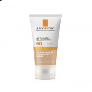 Protetor Solar Facial Anthelios XL Protect FPS 60 Cor Clara - La Roche-Posay 40g