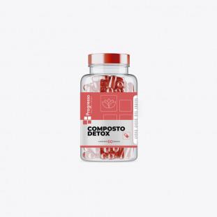 Composto Detox 60 Cápsulas