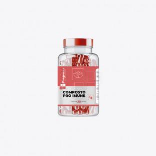 Composto Pró Imune 30 Cápsulas