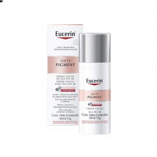 Creme Facial Anti-Pigment Dia FPS 30 - Eucerin 50ml