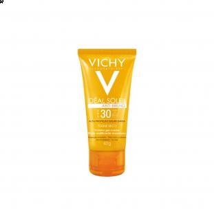 Protetor Solar Facial Idéal Soleil Antibrilho FPS 30 - Vichy 40g
