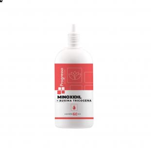 Minoxidil + Auxina Tricógena - Loção Capilar 60ml